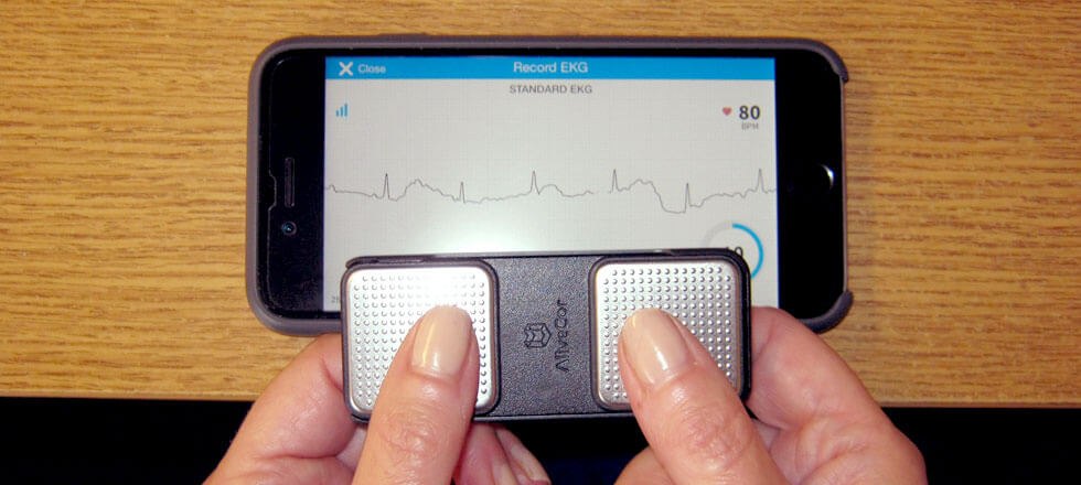 Palpitations Monitor