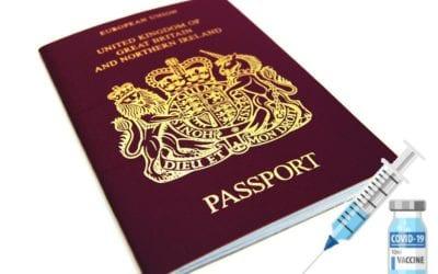 """COVID Vaccination """"passports"""""""
